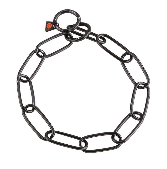 Herm Sprenger Collar Fursaver Black Fursaver Dogsport