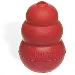 Red Classic Kong Dog Toy WS