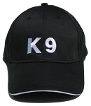 Black K9 Hat WS