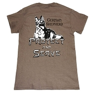 SALE - RedLine K9 Protect and Serve - Brown