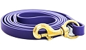 "5/8"" RedLine K9 Sport / All Weather Leash - Blue or Purple"