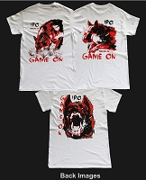 Redline K9 GAME ON - Get the whole series (3 T-SHIRTS) and save