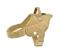 Redline K9 Patrol Dog Harness Khaki