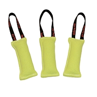 Bundle Of 3 Lime Green  1 Handle Tugs  - 3