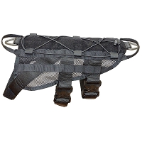 Tactical Operations K-9 Harness Mesh WS
