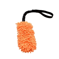 RedLine K9 Shaggy Puppy Tug Toy With Bungee Handle