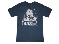SALE - Redline K9 Tracking German Shepherd Denim Blue T-shirt