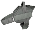 Redline K9 Patrol Dog Harness Wolf Grey