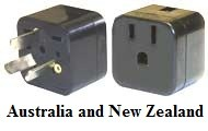 Educator Australian and New Zealand Adapter