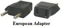 Einstein European Adapter