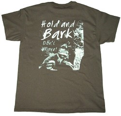 RedLine K9 Hold & Bark t-shirt Olive