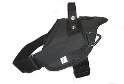 RedLine K9 Multi Purpose Nylon Dog Harness