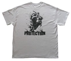 RedLine K9 Protection Shepherd ICE GREY T-shirt