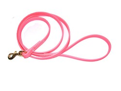 "Pink 5/8"" RedLine K9 Sport / All Weather Leash"