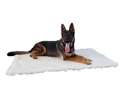 "Sherpa Dog Mat - 22"" x 34"" - 500 Series Crate"