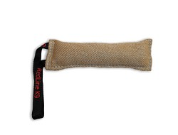 "RedLine K9 Jute Tug 3"" x 16"" 1 Handle"