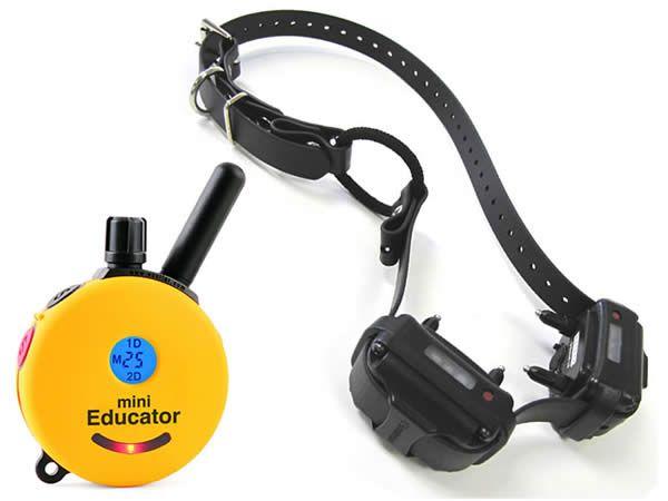 ET-300 PlusDual Receiver E-Collar Technologies 1/2 Mile Remote Dog Trainer
