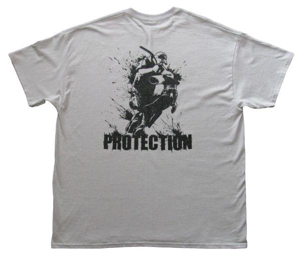 RedLine K9 police k9 shirt