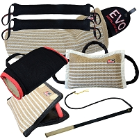 Redline K9 8 Piece K9 Training Bundle