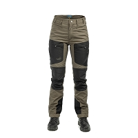 Arrak Outdoor Ladies Active Stretch Pants - Forest Brown