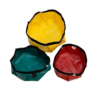 RedLine K9 Collapsible Travel Dog Bowls