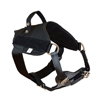 RedLine K9 Dog Dual Purpose  Harness - Tracking / Protection