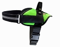 RedLine K9 Electric Green Dog Harness