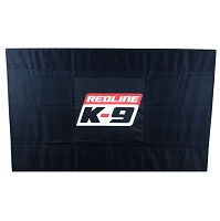 RedLine K9 Adjustable Black Jump - Sail Only