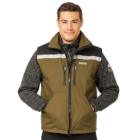 Arrak Outdoor Original Vest - Olive Green (Unisex)