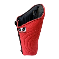 RedLine K9 Adjustable Leg Sleeve Soft Medium Or Firm - Red or Black