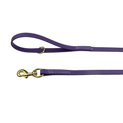 "5/8"" RedLine K9 Sport / All Weather Leash - Purple"