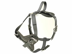 RedLine K9 All Weather Dog Harness with Quick Release