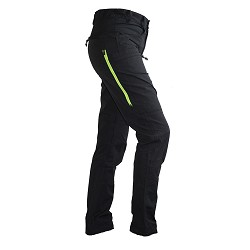 Arrak Outdoor Ladies Active Stretch Pants - Black