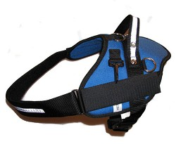RedLine K9 Blue Service Dog Harness